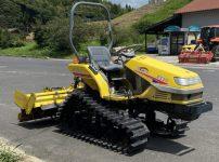 イセキ トラクター TPC15 フルクローラー を買取ました!