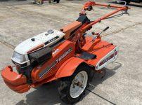 クボタ TG620 -K 耕運機 歩行型トラクターを買取ました!