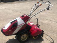 ヤンマー YK650MR ZL 歩行型トラクター 耕運機 管理機を買い取りました!