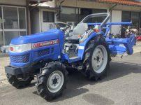 イセキ トラクター TH26-B ブルーハンター26 TO754 区分Bを買取ました!