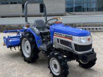 イセキ TH22-KWX07 トラクターを買取ました!