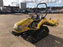 イセキ TPC15 YCXZ トラクター 635時間を買取ました!